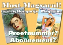 Most Magyarul! kétnyelvű holland-magyar magazin