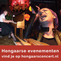 Naar Hongaarse evenementen in Nederland - magyar események Hollandiában